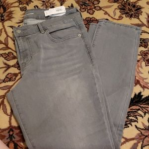 Old Navy gray jeans